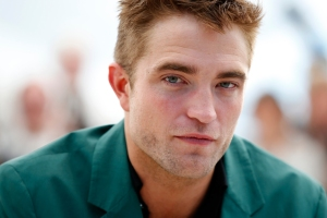 The Rover star Robert Pattinson.